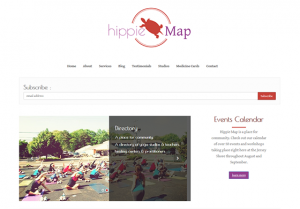 Yoga Directory Website