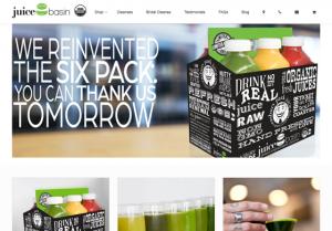 Certified Organic Juice Company